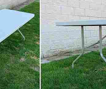 Rectangular table 200x90