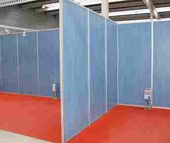 Stand básico azul