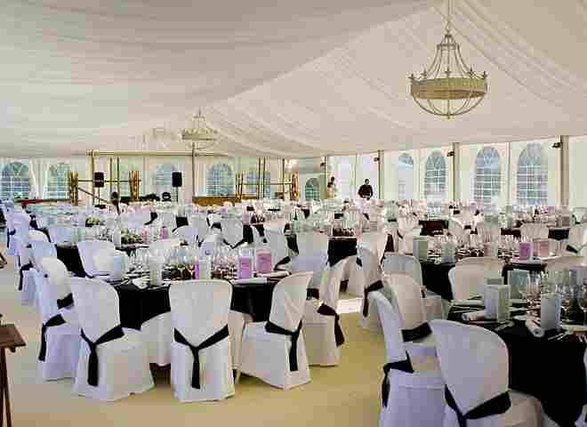 Banquete de boda en Valladolid