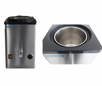 Small thermos flask