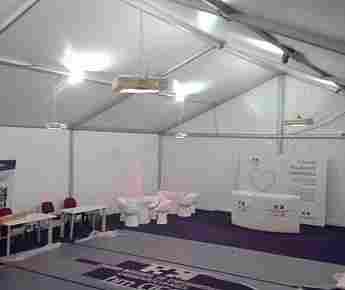 Rectangular tent
