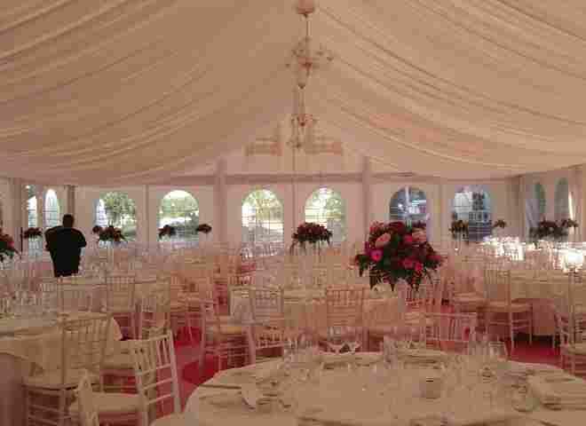 Banquete de boda en la Dehesa de Amor (Zamora)