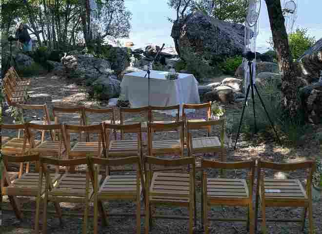 Wedding in Sanabria Lake (Zamora)