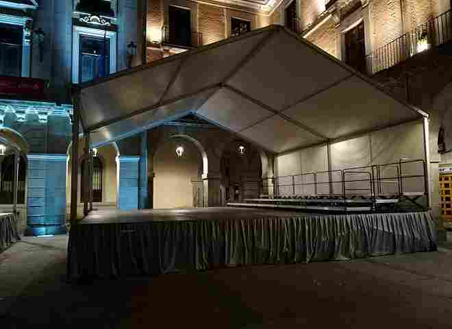 Celebración Centenario SantaTeresa (Ávila)