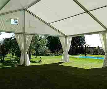 Square tent