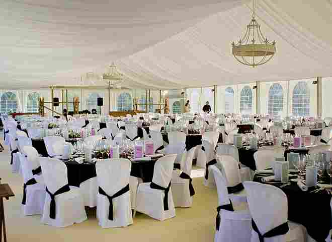 Wedding reception in Valladolid