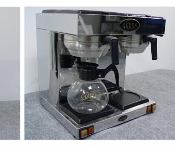 2-body coffee machine