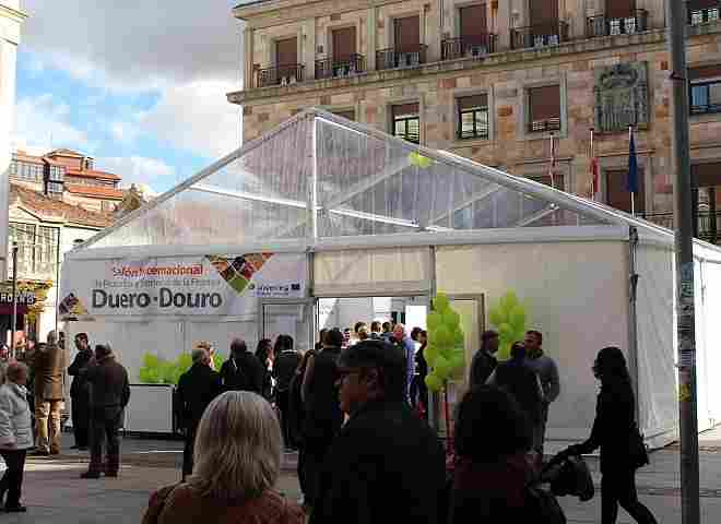 Salón Internacional de productos y servicios de frontera Duero-Douro (Zamora)